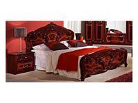 Dia кровать 160х200 (могано) Роза