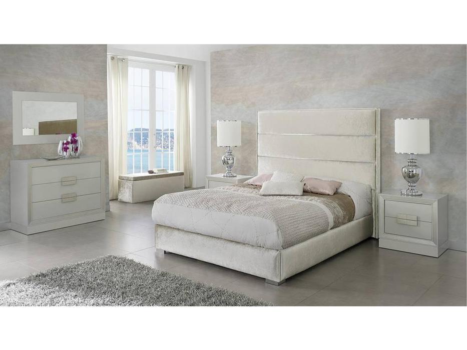 Dupen спальня современный стиль  (шампань) Claudia