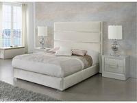 Dupen кровать двуспальная 160х200 (шампань) Claudia