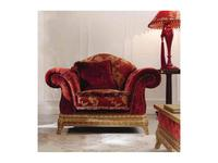 GiorgioCasa кресло Art. S201 ткань Cat. A Giulietta e Romeo