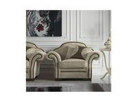 GiorgioCasa кресло Art. S371 ткань Cat. A Giulietta e Romeo