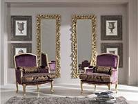 Cafissi зеркало настенное Gruppo I (золото) Bellosguardo