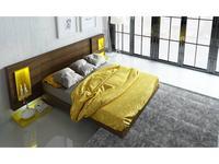 Fenicia Mobiliario спальня современный стиль  (венге, желтый) Fenicia