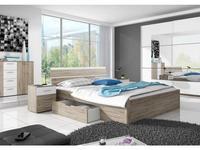 5244476 кровать двуспальная Helvetia: Beta