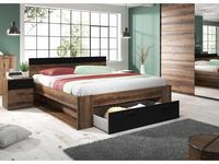 5244486 кровать двуспальная Helvetia: Beta