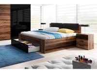 5245110 кровать двуспальная Helvetia: Galaxy