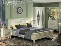 5218515 кровать двуспальная De Luxe: Романс