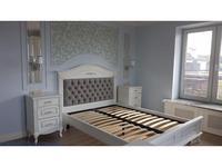 Arco спальня классика  (белый, патина) Прованс