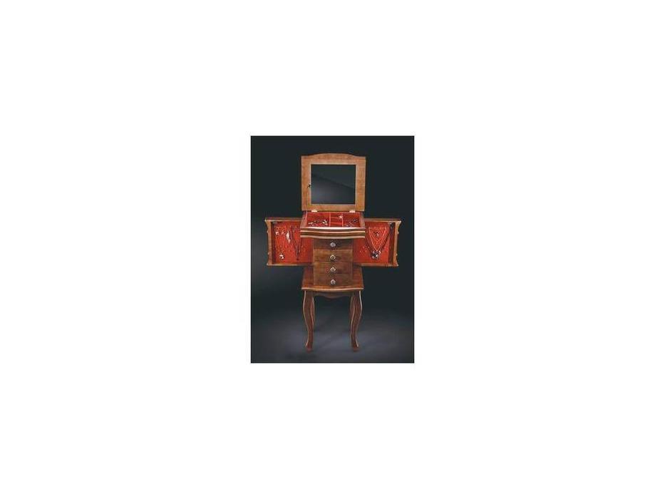 Zzibo Mobili стол сервировочный  (орех) Лебедь