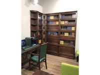 Zzibo Mobili библиотека  (орех) Александрия