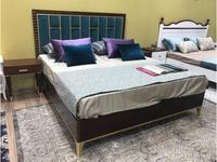Zzibo Mobili кровать двуспальная 180х200 (орех) Sienna