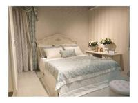 LAtelier Du Meuble кровать двуспальная 180х200 (слоновая кость) Romantic