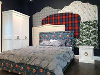 LAtelier Du Meuble кровать 160х200  с подъемным механизмом (бежевый) Vary Bed