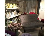 LAtelier Du Meuble диван 2-х местный  (коричневый) Canapes