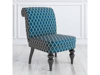 LAtelier Du Meuble кресло  (синий, черный) Лира