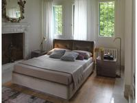 Rossetto кровать двуспальная CHIMERA 180х200 (nabuk) Elysee