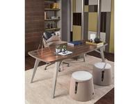 Vanguard Concept стол Alva (шпон темный эвкалипт, лак матовый) Istanbul