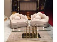 Fertini кресло  (набук) Lotus