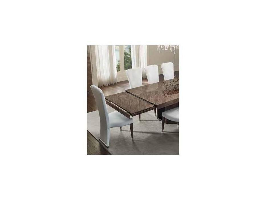 Aleal стол обеденный раскладной (эвкалипт серый) Topaze