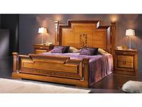 5226722 кровать двуспальная Solomando: Volga