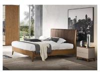 Le Fablier кровать двуспальная 160х200 Nirvana (zenzero) Fiori di Loto