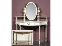 Юта стол туалетный с зеркалом (ночь пегассо) Палермо