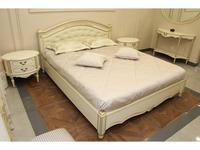 Юта кровать двуспальная 160х200 (шампань) Палермо