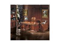 Canella стол письменный  (шпон, инкрустация) Aleman