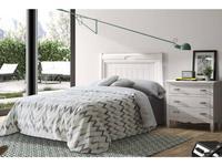 Grupo Seys кровать односпальная 90х200 (белый) Amberes