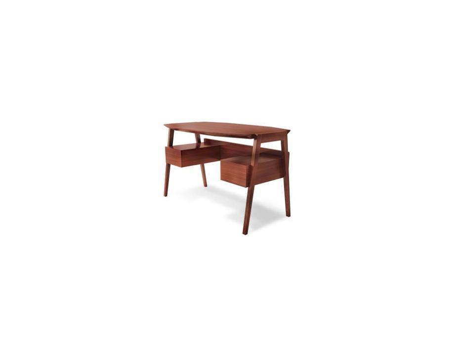 Vacso стол письменный  (тёмный орех) Latto