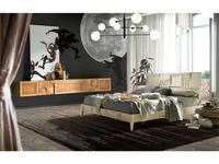 5244334 кровать двуспальная Lola Glamour: Totem