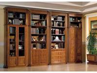 Arte Mobilia библиотека  (шпон ясеня) Inter