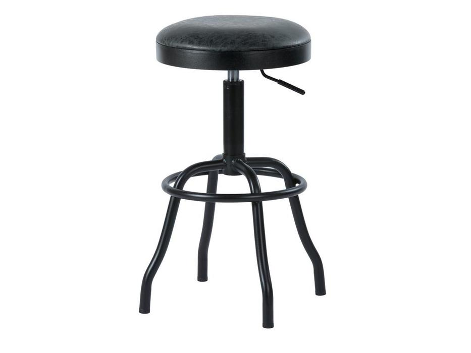 Megapolis стул барный Vintage (черный) Dacota