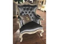 HFI кресло  (слоновая кость) Милано