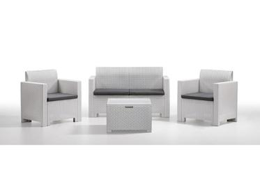 Садовая мебель Rattan, Keter, Allibert