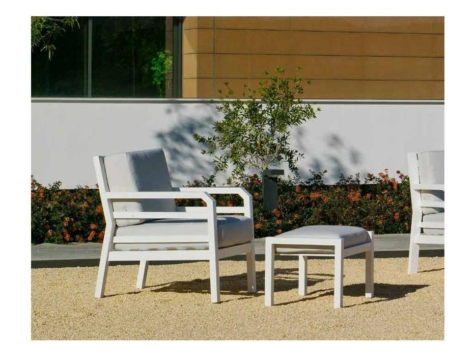 Hevea кресло  (белый) Camelia