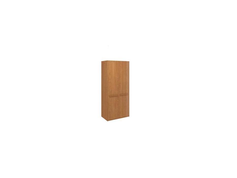 ММ шкаф 2 дверный  (орех) Модена