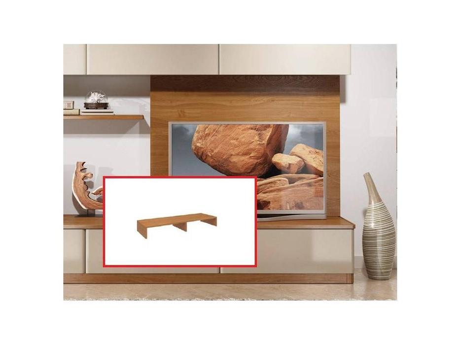 ММ подставка  для ТВ (орех) Модена