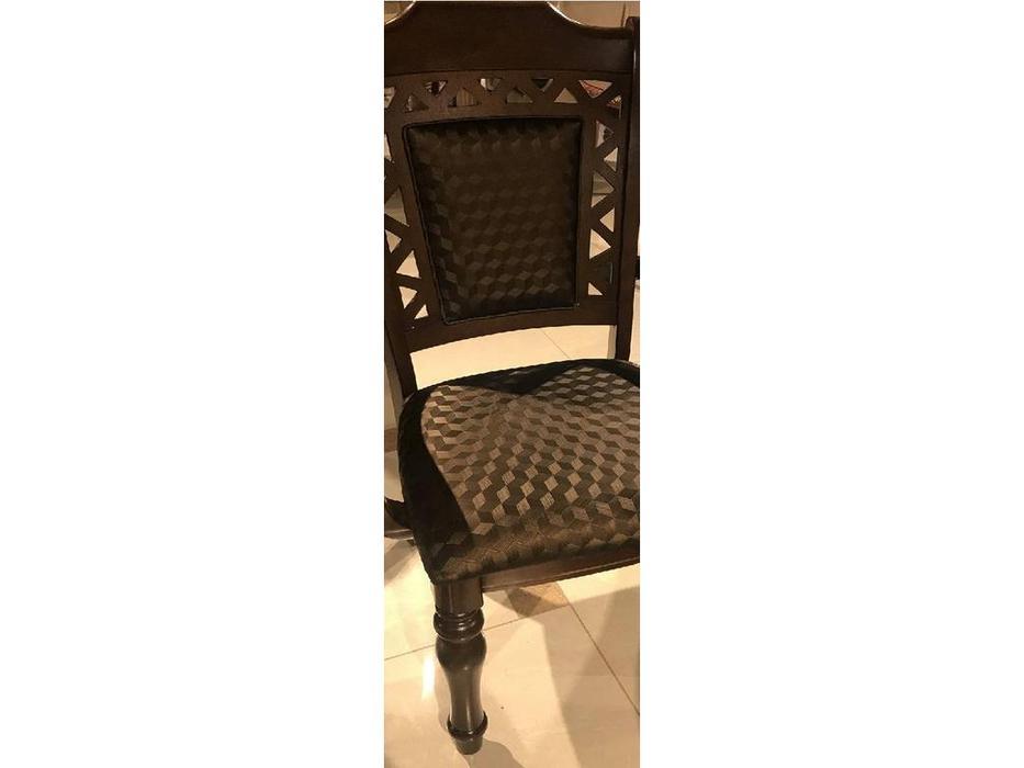 HFI стул Александрия (темный орех) MK