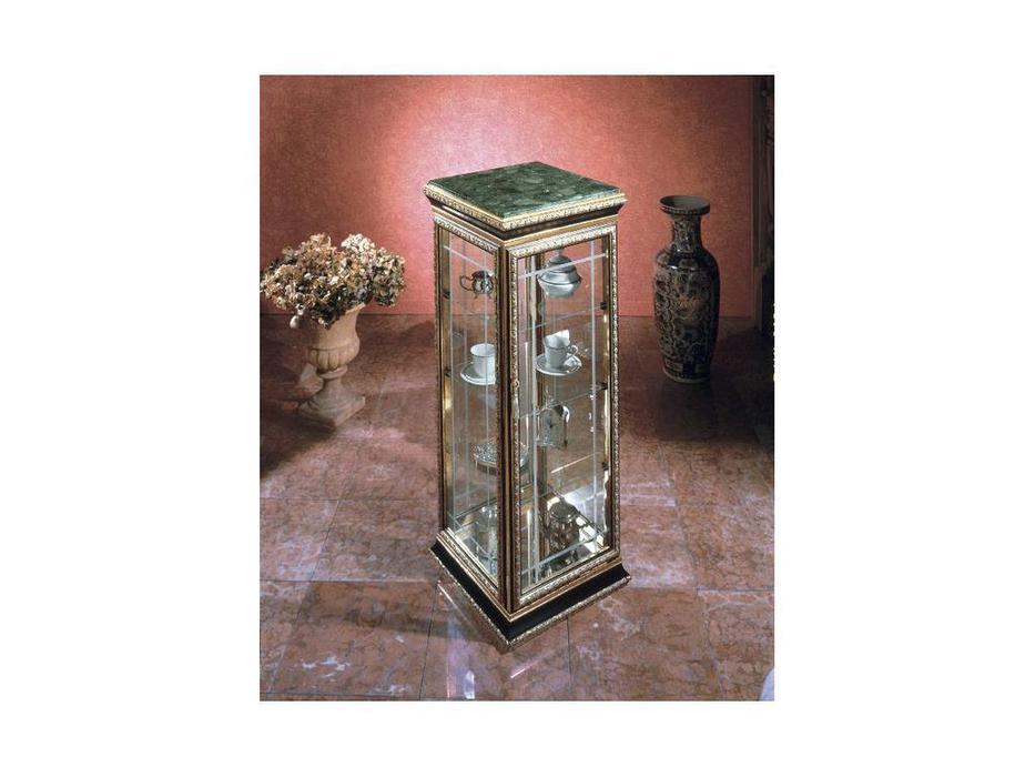 Tarocco Vaccari витрина низкая (золото, мрамор) Complementi