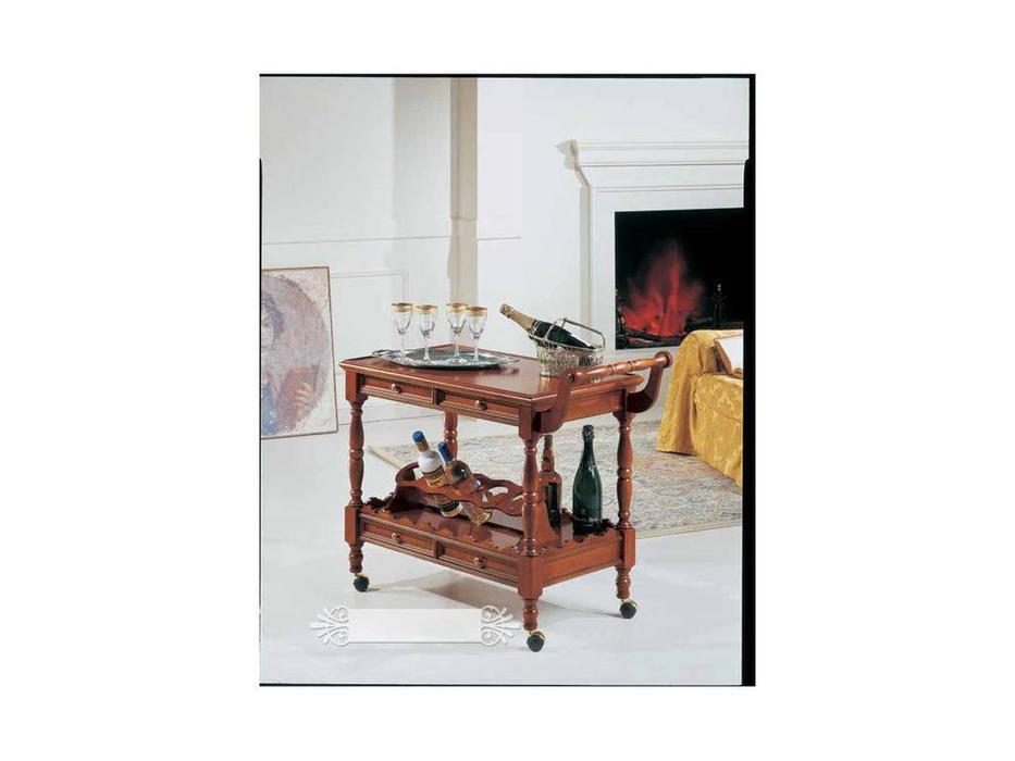 Tarocco Vaccari стол сервировочный  (орех) Luxury