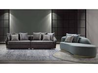 Manuel Larraga диван 3 местный  (ткань кат. В) Menta