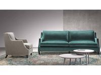 Manuel Larraga диван 3 местный  (ткань кат. В) Vienna
