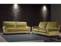 Manuel Larraga диван 3 местный  (ткань кат. В) Elite