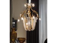 Euro Lamp Art люстра подвесная  (золото) Valentina