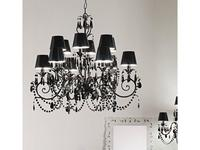 Euro Lamp Art люстра подвесная  (черный) Acqua