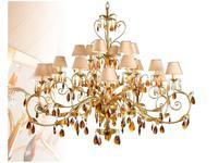 5238240 люстра подвесная Euro Lamp Art: Acqua