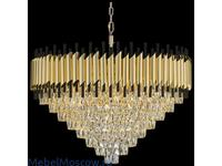 Wertmark люстра подвесная  (satin gold, black) Cartuccia