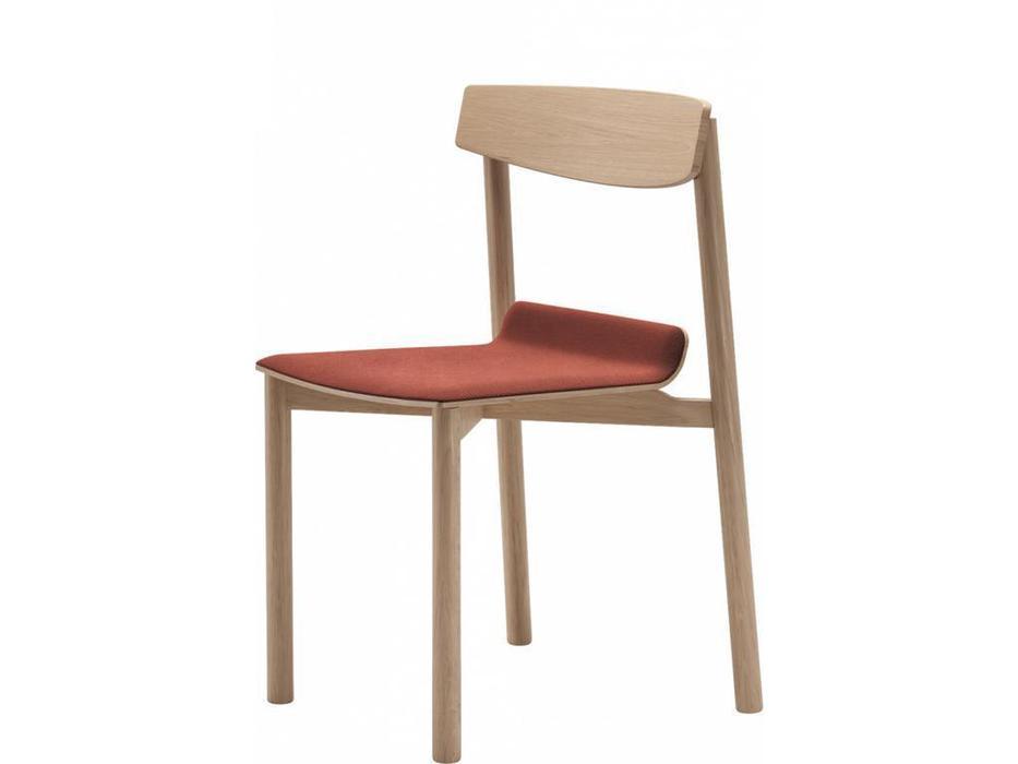 Artu стул с мягкой сидушкой (бук) Wox2