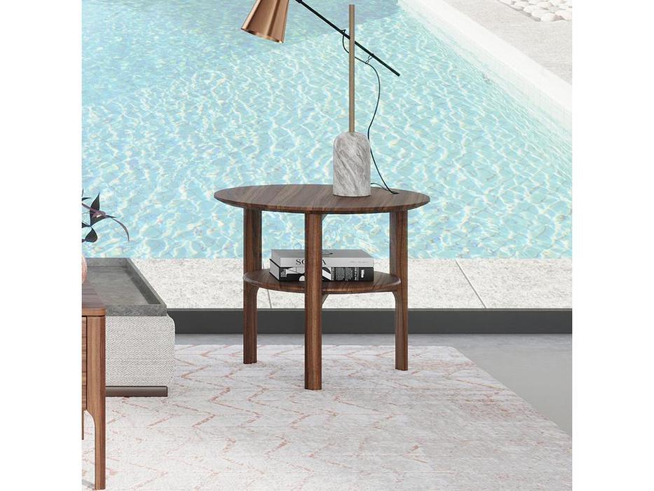Mod Interiors столик приставной  (орех) Ronda